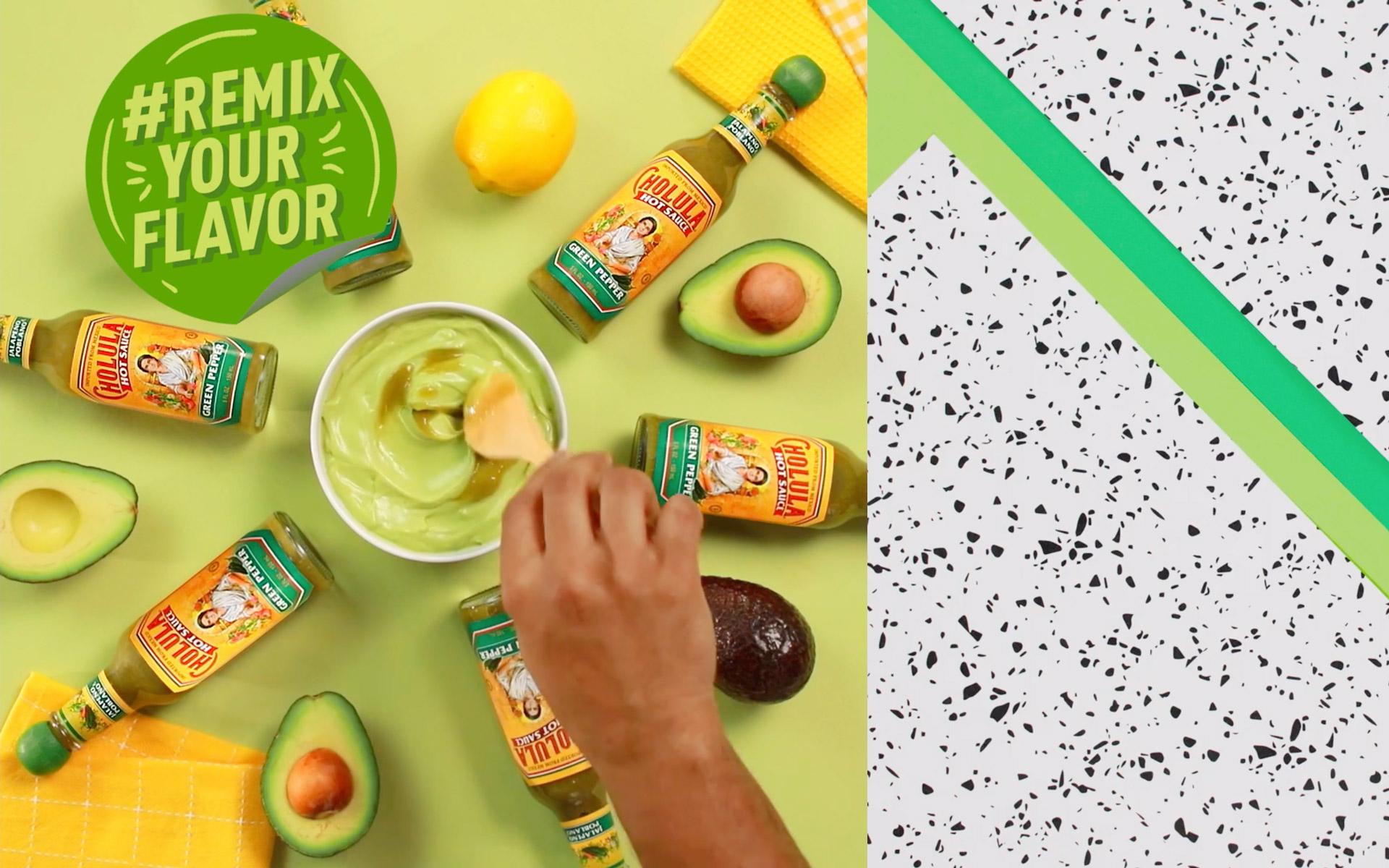 Cholula hot sauce - Mix Your Own Flavor - Fuse