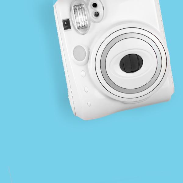 Experiential Marketing - A close up of a camera - Fuse Create