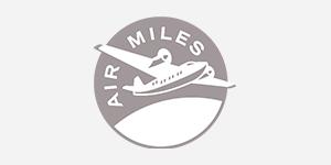 Air Miles logo_grey